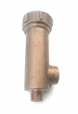Bronze Water Strainer 1/2 ""